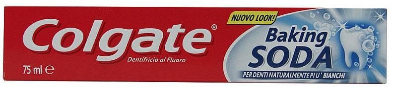 Dentifricio - Colgate Toothpaste Baking Soda