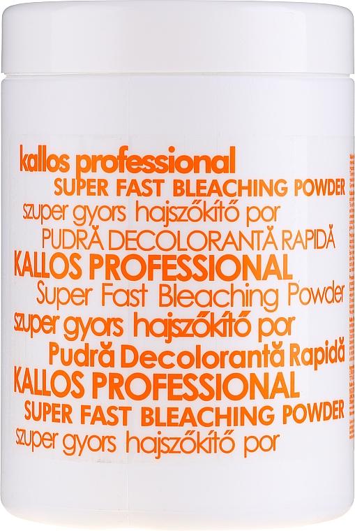 Polvere schiarente - Kallos Cosmetics Powder For Hair Bleaching