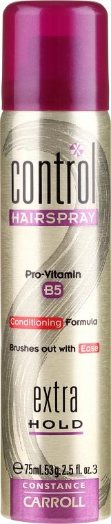 Lacca per capelli, fissazione extra forte - Constance Carroll Control Hair Spray Extra Hold