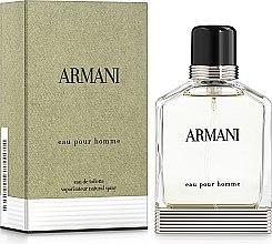 Profumi e cosmetici Giorgio Armani Armani Pour Homme - Eau de toilette