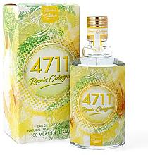 Profumi e cosmetici Maurer & Wirtz 4711 Remix Cologne Lemon - Eau de parfum