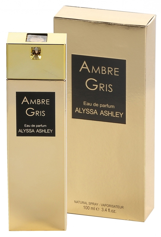 Alyssa Ashley Ambre Gris - Eau de Parfum — foto N3