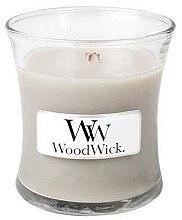 Profumi e cosmetici Candela profumata in vetro - WoodWick Warm Wool Candle
