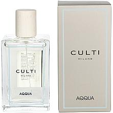 Profumi e cosmetici Spray interno aromatico - Culti Milano Room Spray Aqqua