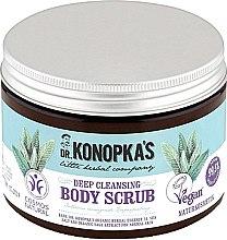 Profumi e cosmetici Scrub corpo purificante - Dr. Konopka's Deep Cleansing Body Scrub