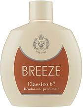 Profumi e cosmetici Breeze Classico - Deodorante profumato