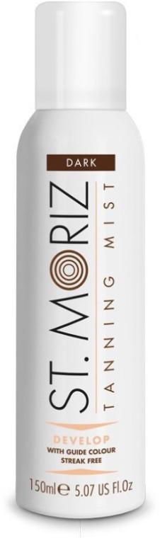 Spray abbronzante, scuro - St. Moriz Self Tanning Mist Dark