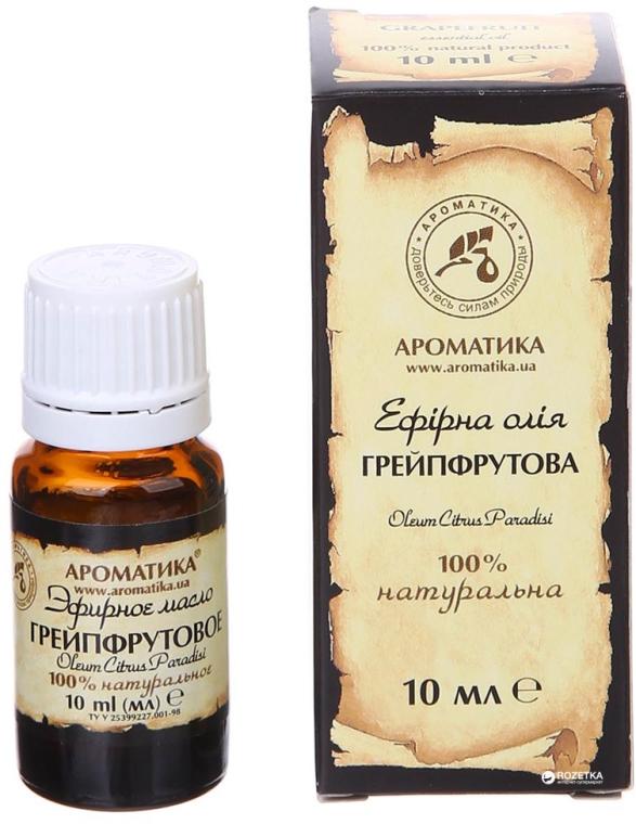 Olio essenziale di pompelmo - Aromatika