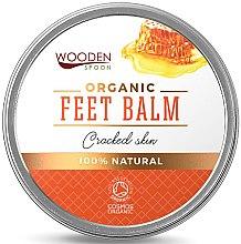 Profumi e cosmetici Balsamo per i piedi - Wooden Spoon Feet Balm Cracked Skin