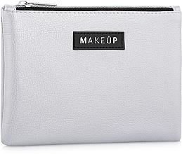"Profumi e cosmetici Beauty case argentato ""Silver Trend"" - Makeup"