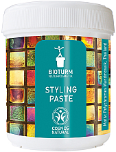 Profumi e cosmetici Pasta per lo styling № 124 - Bioturm Styling Paste