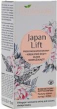 Profumi e cosmetici Crema idratante antirughe contorno occhi - Crema Bielenda Japan Lift Eye Cream