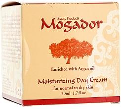 Profumi e cosmetici Crema giorno idratante per pelli normali e secche - Mogador Moisturizing Day Cream