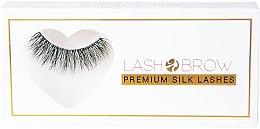 Profumi e cosmetici Ciglia finte - Lash Brow Premium Silk Lashes Oh La La