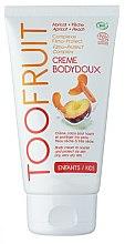 """Profumi e cosmetici Crema corpo """"Pesca e Albicocca"""" - TOOFRUIT Cream Body Doux"""