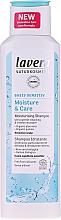 Profumi e cosmetici Shampoo - Lavera Basis Sensitive Moisturizing & Care Shampoo