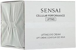 Profumi e cosmetici Crema-lifting contorno occhi - Kanebo Sensai Cellular Performance Lifting Eye Cream