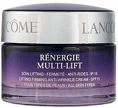 Profumi e cosmetici Crema anti-età - Lancome Renergie Multi-Lift Creme Jour SPF 15