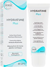 Profumi e cosmetici Crema giorno idratante - Synchroline Hydratime Plus Day Face Cream