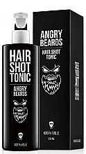 Profumi e cosmetici Tonico capelli - Angry Beards Hair Shot Tonic