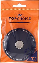 Profumi e cosmetici Specchio cosmetico 5565, bifacciale, blu-scuro - Top Choice