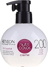 Profumi e cosmetici Maschera colorante per capelli - Revlon Professional Nutri Color Creme
