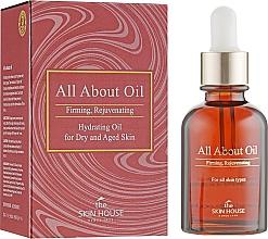 Profumi e cosmetici Olio-siero rassodante per pelli mature - The Skin House All About Oil