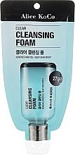 Profumi e cosmetici Schiuma detergente viso - Alice Koco Clear Cleansing Foam