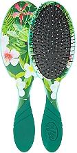 Profumi e cosmetici Spazzola per capelli - Wet Brush Pro Detangler Neon Floral Tropics