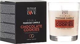 """Profumi e cosmetici Candela naturale da massaggio """"Cioccolata"""" - Sezmar Collection"""