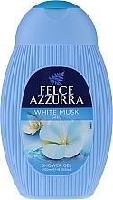 "Profumi e cosmetici Gel doccia ""Muschio bianco"" - Felce Azzurra Shower-Gel"