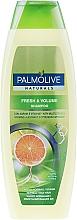 Profumi e cosmetici Shampoo rinfrescante e volumizzante - Palmolive Naturals Fresh & Volume Shampoo