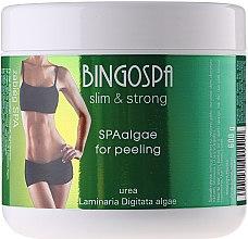 Profumi e cosmetici Peeling snellente alle alghe - BingoSpa Algae Peeling Slimming