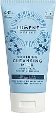 Profumi e cosmetici Latte detergenete per viso - Lumene Sensitive Soothing Cleansing Milk