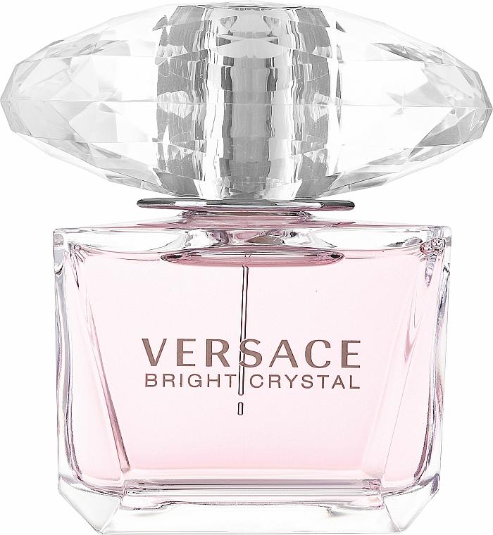 Versace Bright Crystal - Set (edt 90ml + b/l 100ml) — foto N4