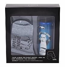 Profumi e cosmetici Set - Corsair Star Stormtrooper (s/g/250ml + socks)