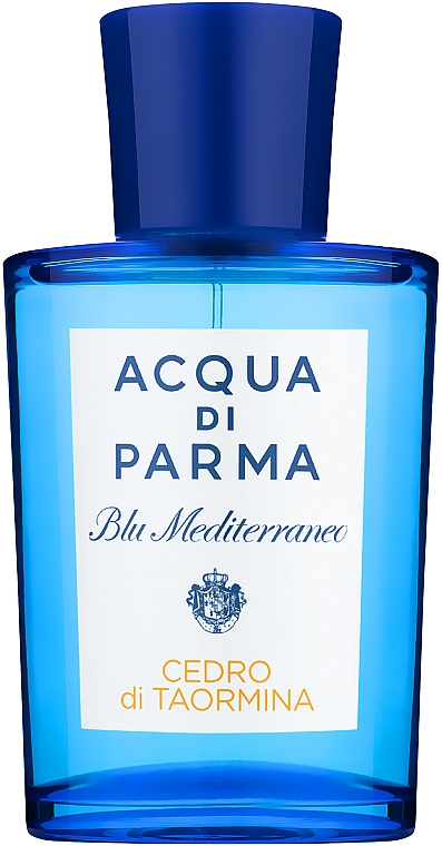 Acqua di Parma Blu Mediterraneo Cedro di Taormina - Eau de toilette  — foto N1