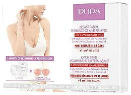 Profumi e cosmetici Patch rassodanti e volumizzanri per seno - Pupa Breast Patch Enhancing and Firming Set
