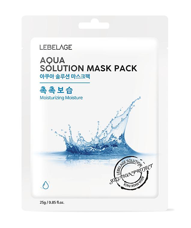 Maschera viso in tessuto - Lebelage Aqua Solution Mask