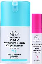 Profumi e cosmetici Maschera viso, da notte - Drunk Elephant F-Balm Electrolyte Waterfacial