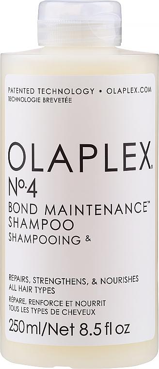Shampoo rigenerante - Olaplex Professional Bond Maintenance Shampoo №4