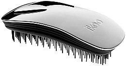 Profumi e cosmetici Pettine - Ikoo Home Metallic Oyster Black