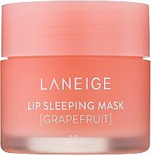 Profumi e cosmetici Maschera da notte con estratto di pompelmo - Laneige Lip Sleeping Mask Grapefruit