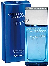 Profumi e cosmetici Jacomo Jacomo De Jacomo Deep Blue - Eau de toilette