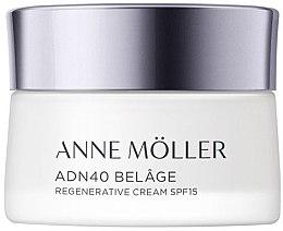 Profumi e cosmetici Crema viso rigenerante SPF 15, da giorno - Anne Moller ADN40 Belage Regenerative Cream SPF15