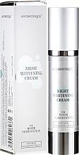 Profumi e cosmetici Crema viso illuminante, da notte - Antispotique Night Whitening Cream
