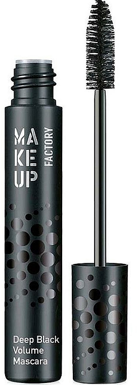 Mascara volumizzante - Make up Factory Deep Black Volume Mascara — foto N1