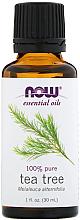 Profumi e cosmetici Olio essenziale di melaleuca - Now Foods Essential Oils 100% Pure Tea Tree