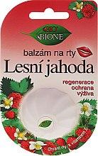 """Profumi e cosmetici Balsamo labbra """"Frutti di bosco"""" - Bione Cosmetics Vitamin E Lip Balm Forest Fruit"""