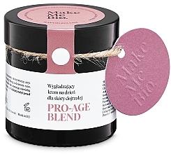 Profumi e cosmetici Crema rigenerante da giorno, per la pelle matura - Make Me BIO Anti-Aging Day